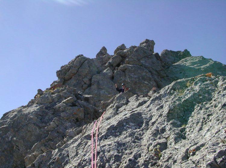 Climbing escalade 2