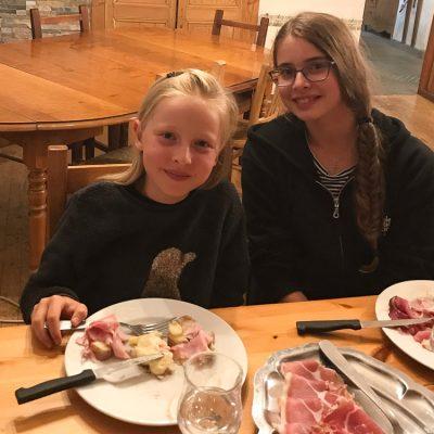 La table decouverte table raclette