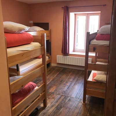 Bunkhouse dortoir 15 02