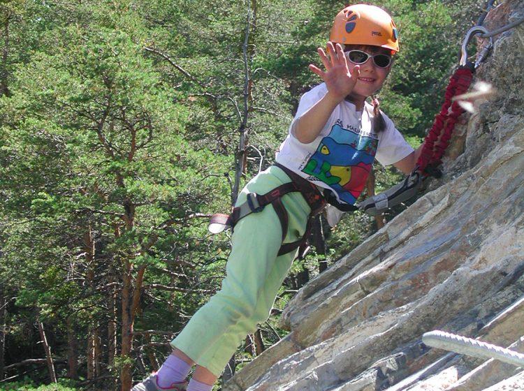 Climbing escalade 1